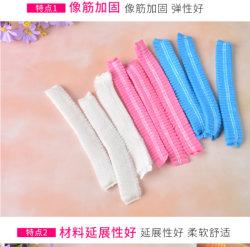 Großhandelsschützende nichtgewebte Wegwerfhüte hergestellt in China