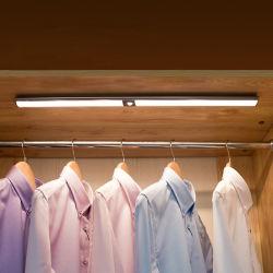 Magnete prefabbricato dell'indicatore luminoso di illuminazione del Governo della lampada 0.5With1With2W LED del tubo del sensore di movimento di PIR/Pd/IP LED da installare