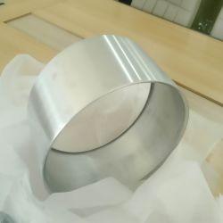 금속 판금 제작 맞춤형 제작 6.5인치 높이, 완성되지 않은 알루미늄 맞춤입니다 드럼 챔버