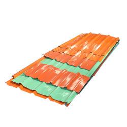 Material de construção PPGI Pintura do Teto Solar em chapa galvanizada