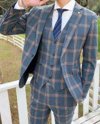 メンズ S3Piece スーツは、最高のラペルワンボタン Tuxedo スリム フィットベルベットブラザーパーティーディナージャケット & パンツ