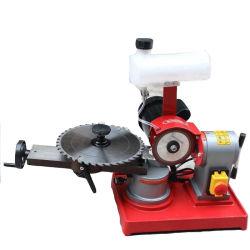 Mini serra de trabalho para casa lâmina máquina de polir ferramenta de afiador TCT Máquina de afiação das lâminas de serra