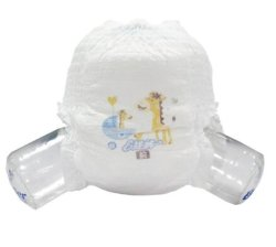 OEMの日本の品質の卸売の使い捨て可能な赤ん坊のトレーニングのおむつの幼児の取るに足らないトレーニングのプラスチックズボン