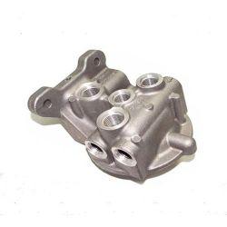 Kundenspezifisches Legierungs-Aluminiumgußteil Casted Teil schmiedete Rad-MetallFroged Ansaugkrümmer-Gussteil-Gussteil-Pumpenkörper-Gussteil-Gerät