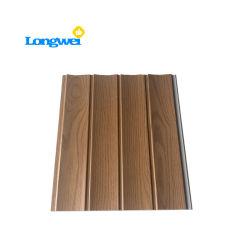 تصميم فني سقف PVC ديكور الجدار المزخرف تأثير الموجة الزخرفي لوحات PVC