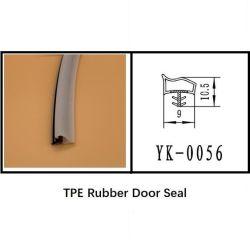 Insonorización de la junta de silicona de TPE de PVC para puertas y ventanas de madera