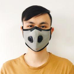 A fábrica do filtro de carbono andar a cavalo trabalhar metade Anti-Dust Inverno Máscara facial para desportos ao ar livre