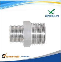 Raccord hydraulique mâle pneumatique métrique virole accessoire du flexible hydraulique