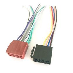 Adaptateur de faisceau de fils universel Câble du connecteur de prise de connecteur de câblage de radio pour l'auto Autoradio stéréo