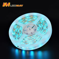 파티 장식으로 사용할 수 있는 SMD5050 12V 60LED/M 유연한 RGB LED 스트립