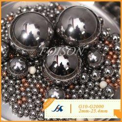 2.5mm クロム /52100/Gcr15 ベアリング用スチールボール