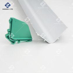 Peso ligero de aleación de aluminio de calidad duradera boca Coaters emulsión