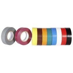 Высокое качество цветной клей ПВХ электрические ленты Jumbo Frames стабилизатора поперечной устойчивости