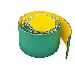4.0mm flache Papierdrucken-Kraftübertragung-Riemen für das industrielle Riemenleder