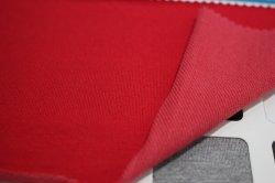 테리 모양 뜨개질을 한 직물 면 스판덱스 의복 직물