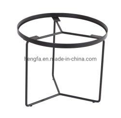 Classic Table carrée de la jambe intérieure Meubles table de restaurant Bases