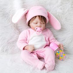Yosi кукла мягкая возрождается Baby dolls 22дюйма силиконового герметика Бебе возрождается силиконовая кукла сна ребенка в подарок