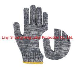 Горячие продажи дешевой трикотажные перчатки хлопок перчатки личной безопасности продукта