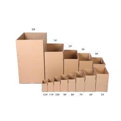 Doppel-wandige Wellpappe, die äußeren Karton-Kasten sendet