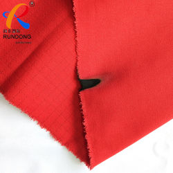炎- Workwearのための抑制多綿のあや織りファブリック