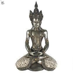 Godsdienstig Beeldhouwwerk bfsy-100 van het Brons van Boedha van de God van het Geloof van de Leverancier Tibetan