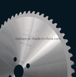 Tct HSS Lames de scie circulaire pour couper du bois et acier