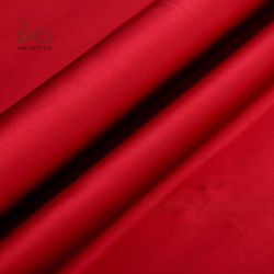 Brillant et doux Eco Friendly en train de mourir en pure soie naturelle robe de fête Tissu satin textiles