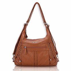 Lave o PU de bolsas de couro mulheres Bag OEM de Designer/mala ODM Senhoras mala bolsa atacado de bolsas de réplica (WDL1204)