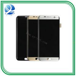 La pantalla LCD para teléfono móvil Samsung S7 Pantalla LCD de borde