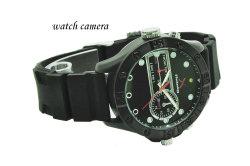 H., 264 imprägniern HD Audiovideogerät-Uhr-Kamera des IR-Nachtsicht-Minikamerarecorder-DVR