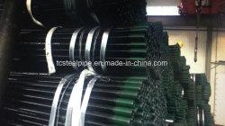 Nahtlose Kohlenstoff-Stahlrohrleitung API-5CT K55 Psl1