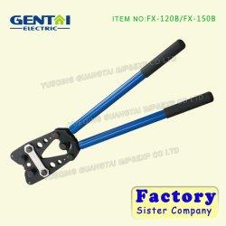 Strumento di piegatura terminale del tubo di rame per i terminali di tipo standard delle BS