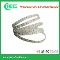قاعدة من الألومنيوم رصاص التبريد HASL LED Lighting Lighting Lighting لوحة الدائرة المطبوعة (PCB) الإنتاج