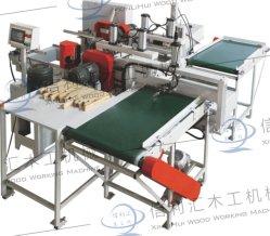 Madeira Dedo Automática Joint Shaper Automatical com dispositivo de colagem