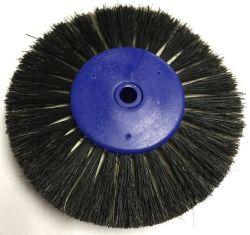 03DQ80s Dark Chungking Bristel 5 Couches de coton produits dentaires de la brosse de Polissage droite