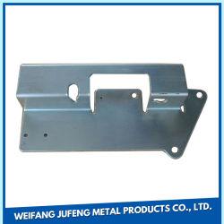 Анодированный алюминий листовой металл OEM штамповки изгиба корпуса