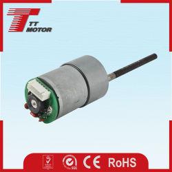 パワーロック低ノイズ DC ギヤ 12V 電動モータ