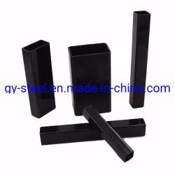 Tuyau en acier/de fer noir/Tube sections creuses de carrés et rectangulaires ASTM Standard
