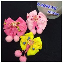 Kind-Mädchen-bunter HaarPin Gpfj013