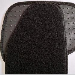 Rouleau de pieu en peluche de perforation de l'aiguille de velours de PVC Revêtements de sol en caoutchouc de pied tapis voiture