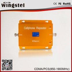 2018 Venta caliente de doble banda, Amplificador de señal 2G 3G repetidor de señal de inicio con la antena exterior para móviles