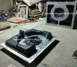 PPE-Schaumgummi-Werkzeugkasten-Form für Selbstauto anpassen