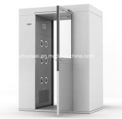 Controlador de la ducha, habitación limpia el difusor