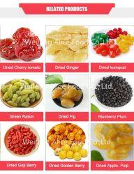 Comercio al por mayor de todo tipo de frutos secos (cherry, mango, piña, el kumquat y otros)