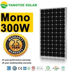 24 Volt 300 Watt panneaux solaires monocristallins de gros