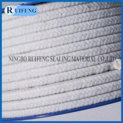 Malla de fibra cerámica de buena calidad de la Cuerda (cuadrado, redondo)