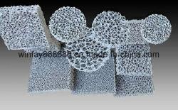 O filtro de espuma de cerâmica de carboneto de silício, Filtro de Espuma de cerâmica, Fornecedor do filtro de espuma de cerâmica