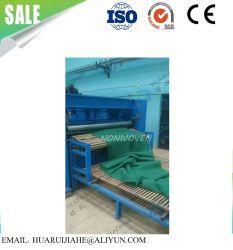 Esponja Scourer Non-Woven máquina máquina térmica Non-Woven máquina de hacer la tela para el producto y alfombra Dishwash mechón máquina