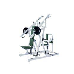 Commercail Gym Fitness el equipo de pecho y espalda