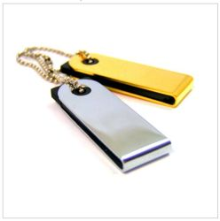 De vrije Aandrijving van de Pen van de Flits van de Wartel USB van het Embleem Uiterst dunne Waterdichte
